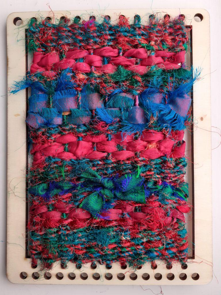 Lindsay weaving