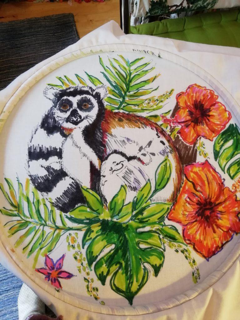 Nikki 2 panda