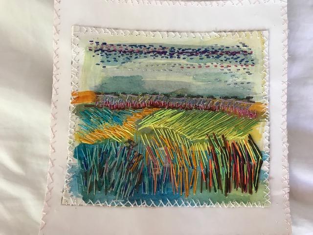 Clare landscape June