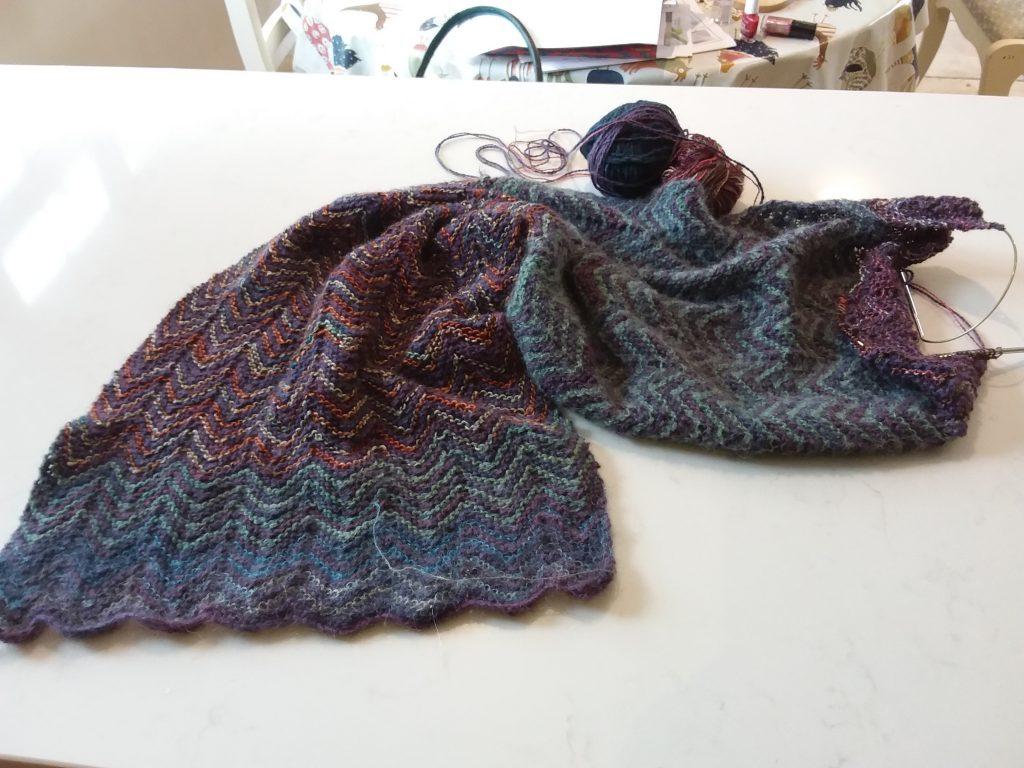 Annie F knit