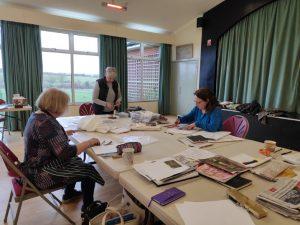 Louise Nichol workshop 1