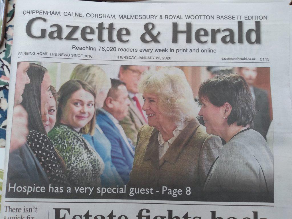 Publicity Gazette Herald 2