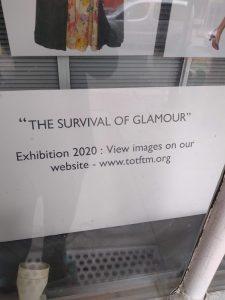 Fashion Museum Totnes 2 Oct 20