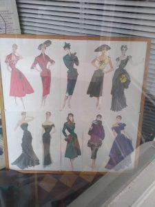 Fashion Museum Totnes Oct 20