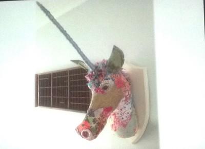 a unicorn not a life study though
