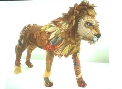 fletcher the lion