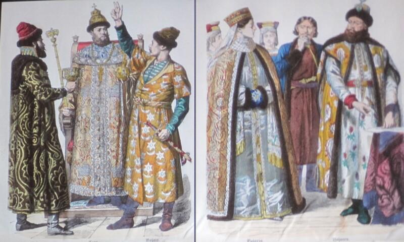 tsar nobles