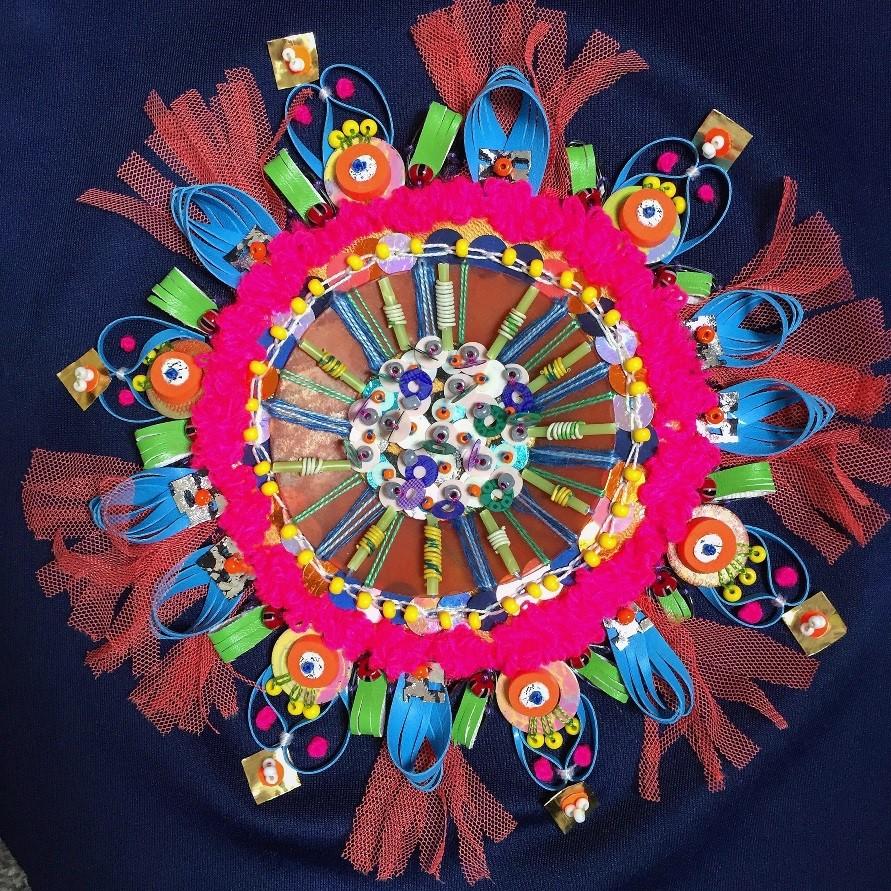 Mandala detail