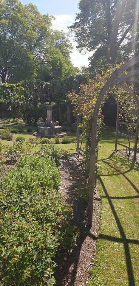 st fagen s castle garden