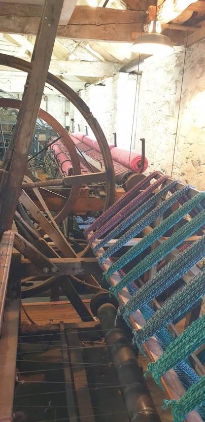 weaving house 1
