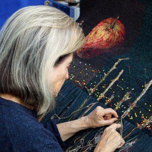 Anne Jackson tapestry Nov 20