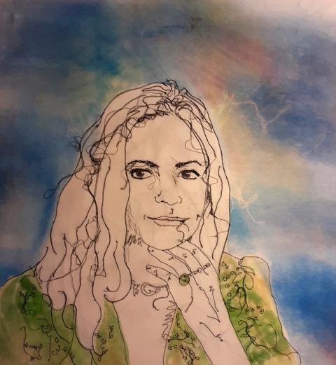 Andrea Deborah James Feb 2021