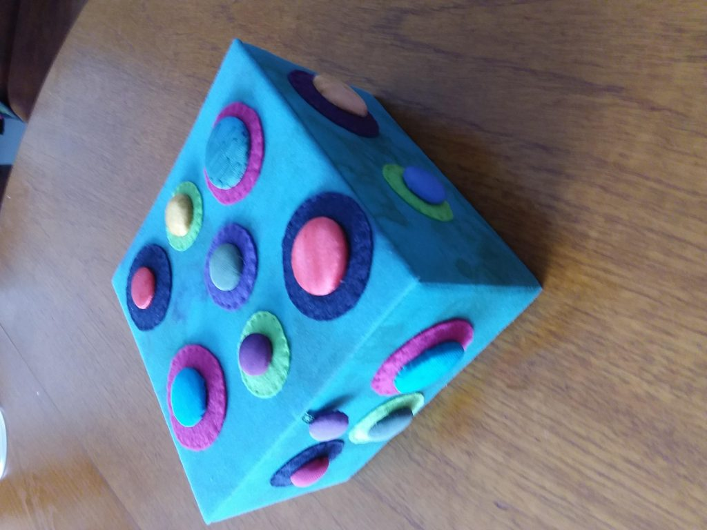 Judy J box vessel challenge 2
