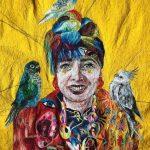 Suzy Wright Parrot 2