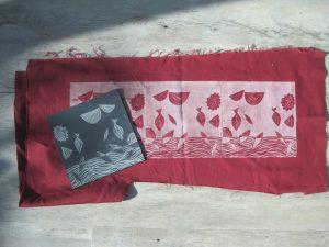 Ros lino print