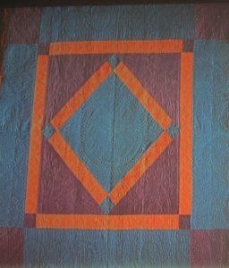 SH Amish Diamond in a Square