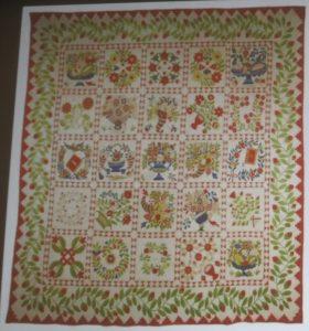 SH Traditional Baltimore Applique 1850